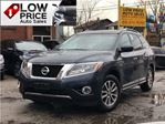 2015 Nissan Pathfinder SL*AWD*Leather*Sunroof*Navi*BlindSpot*FulLOpti* in Toronto, Ontario