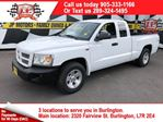 2011 Dodge Dakota SXT, Crew Cab, Automatic, 4x4 in Burlington, Ontario