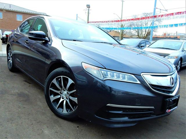 2015 ACURA TLX P-AWS TECH PKG  NAVI.CAM.BSM.LANE ASSIST  80KM in Kitchener, Ontario