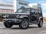 2019 Jeep Wrangler Unlimited Sahara 4X4 in Mississauga, Ontario