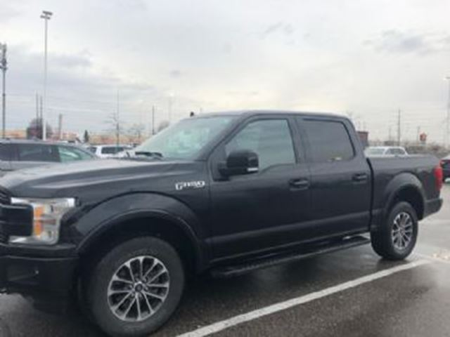 2018 FORD F-150 LARIAT 4WD SuperCrew 5.5' Box ~ 502A Package in Mississauga, Ontario