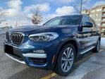 2018 BMW X3 xDrive30i w/ EXCESS WEAR/TEAR PROTECTION in Mississauga, Ontario