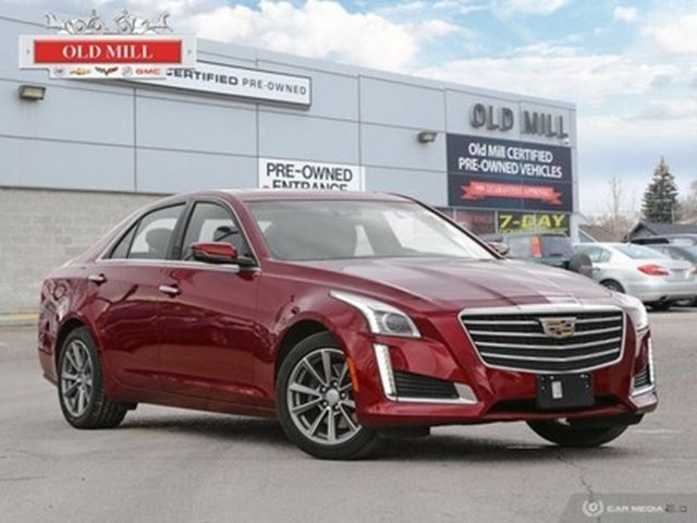 2018 CADILLAC CTS - Low Mileage in Toronto, Ontario