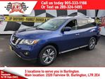 2018 Nissan Pathfinder SV, Navigation, 3rd Row Seating, 4x4, 7, 000km in Burlington, Ontario