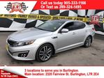 2014 Kia Optima SX Turbo, Automatic, Leather, Sunroof, in Burlington, Ontario