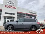 2015 Nissan Pathfinder SL NAVIGATION LOW KM'S in Burlington, Ontario