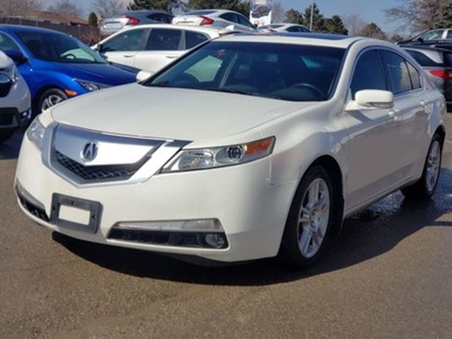 2010 ACURA TL at in Mississauga, Ontario