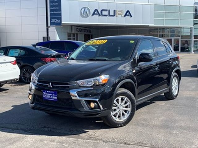 2018 MITSUBISHI RVR SE   1OWNER   NOACCIDENTS   HTDSEATS   BLUETOOTH in Burlington, Ontario