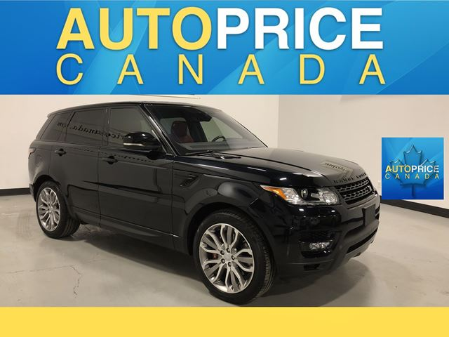 2017 LAND ROVER Range Rover Sport in Mississauga, Ontario