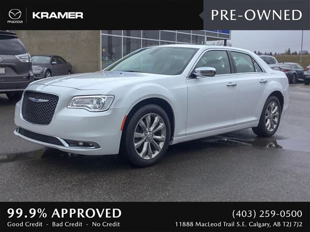 2018 CHRYSLER 300 Limited LIMITED AWD in Calgary, Alberta