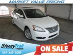 2015 Nissan Sentra 1.8 SL SL - LEATHER / NAVIGATION / BACKUP CAM. in Calgary, Alberta