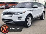 2013 Land Rover Range Rover Evoque Pure + / Headed Leather seats / Back up camera in Calgary, Alberta