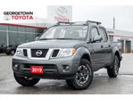 2019 Nissan Frontier NAVIGATION BACKUP CAM LEATHER SUNROOF HEATED SEATS in Georgetown, Ontario