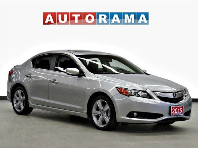 2015 HONDA Accord TOURING NAVI BACK UP CAMERA LEATHER SUNROOF in North York, Ontario