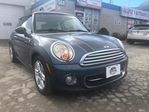 2011 MINI Cooper ACCIDENT FREE/LEATHER/SUNROOF/LOW KMS in Oakville, Ontario