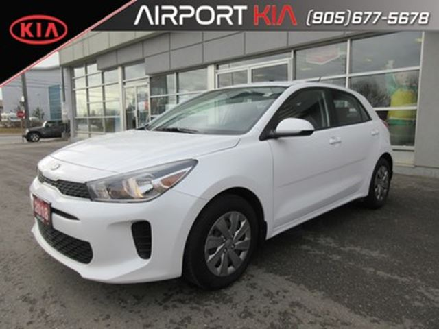 2018 KIA Rio LX+/Heated seats and steering/Camera/Bluetooth in Mississauga, Ontario