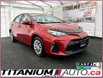 2017 Toyota Corolla SE-Camera-Sunroof-Heated Leather Seats-Safety Sens in London, Ontario