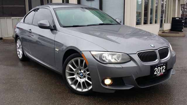 2012 BMW 3 Series 328i xDrive Coupe in Kitchener, Ontario