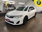 2014 Toyota Camry Toyota touchscreen * Winter tires on steel rims/Su in Cambridge, Ontario