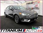 2018 Ford Fusion Titanium-Hybird-GPS-Camera-Sunroof-Vented Leather- in London, Ontario