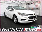 2016 Chevrolet Cruze LT-Camera-Heated Power Seats-Remote Start-Apple Pl in London, Ontario
