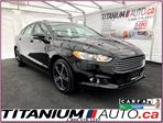 2016 Ford Fusion SE-GPS-Camera-Sunroof-Brown Leather Heated Seats- in London, Ontario