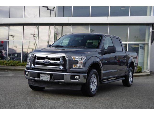 2017 Ford F-150 4x4 - Supercrew XLT - 145 WB in