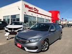 2016 Honda Civic LX,ONE OWNER,CLEAN CARFAX! in Belleville, Ontario