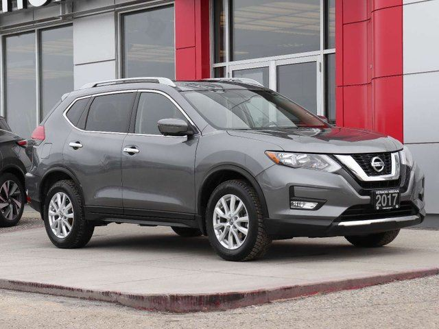 2017 Nissan Rogue SV Technology Package in