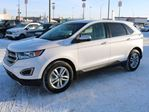 2017 Ford Edge SEL, 201A, 2.0L ECOBOOST, AWD, SYNC3, NAV, REAR CAMERA, REVERSE SENSING, HEATED STEERING, REMOTE START, KEYLESS ENTRY, CLTH in Edmonton, Alberta