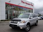 2007 Honda Pilot EX 4WD - LEATHER, BLUETOOTH, POWER DRIVERS SEAT in Abbotsford, British Columbia