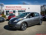 2015 Nissan Leaf SV in Port Moody, British Columbia