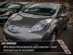 2015 Nissan Leaf S in Port Moody, British Columbia