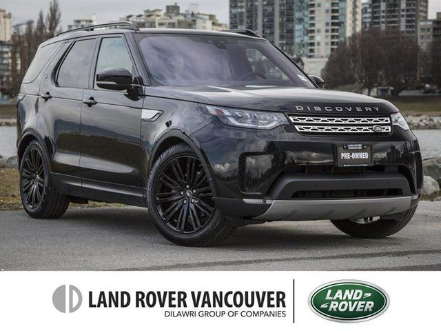 2018 LAND ROVER Discovery Diesel Td6 HSE in Vancouver, British Columbia