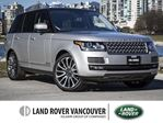 2017 Land Rover Range Rover V8 Autobiography Supercharged SWB in Vancouver, British Columbia