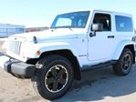 2012 Jeep Wrangler 4WD SAHARA Accident Free, Leather, Heated Seats, Bluetooth, A/C, - Used Jeep Dealer in Sherwood Park, Alberta