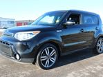 2016 Kia Soul SX Accident Free, Leather, Heated Seats, Back-up Cam, Bluetooth, A/C, - Used Kia Dealer in Sherwood Park, Alberta