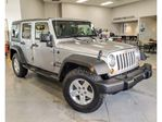 2013 Jeep Wrangler Unlimited Sport in Winnipeg, Manitoba