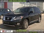 2015 Nissan Pathfinder SL AWD Tech   Navi, Dual Moonroof, Leather in Ottawa, Ontario