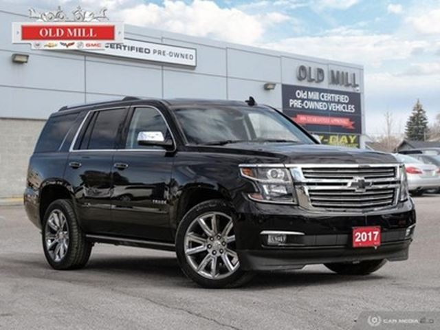 2017 CHEVROLET Tahoe Pref - Navigation -  Leather Seats in Toronto, Ontario