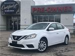 2018 Nissan Sentra SV..$54 weekly+hst..$0 down..96m..5.9% in Toronto, Ontario