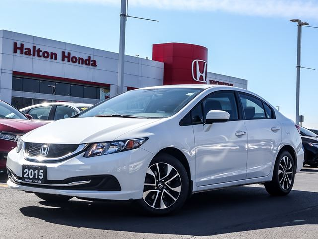 2015 HONDA CIVIC LXNO ACCIDENTS in Burlington, Ontario