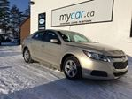 2014 Chevrolet Malibu LS ALLOYS, AUTOSTART, POWERGROUP!! in North Bay, Ontario