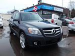 2011 Mercedes-Benz GLK-Class LEATHER, PANORAMIC ROOF, HEATED SEATS!!! in North Bay, Ontario