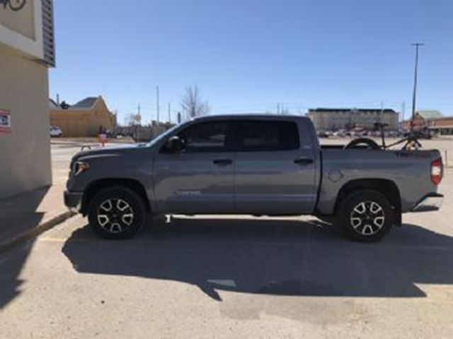 2017 TOYOTA TUNDRA SR5 Plus TRD OffRoad Package w/ APPEARANCE GUARD in Mississauga, Ontario