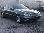 2008 Mercedes-Benz E-Class LEATHER/SUNROOF/LOW KM'S/AWD in Oakville, Ontario