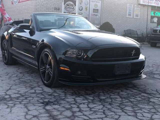 2014 FORD Mustang 2014 Ford Mustang - 2dr Conv GT 6 Speed Manual in Oakville, Ontario
