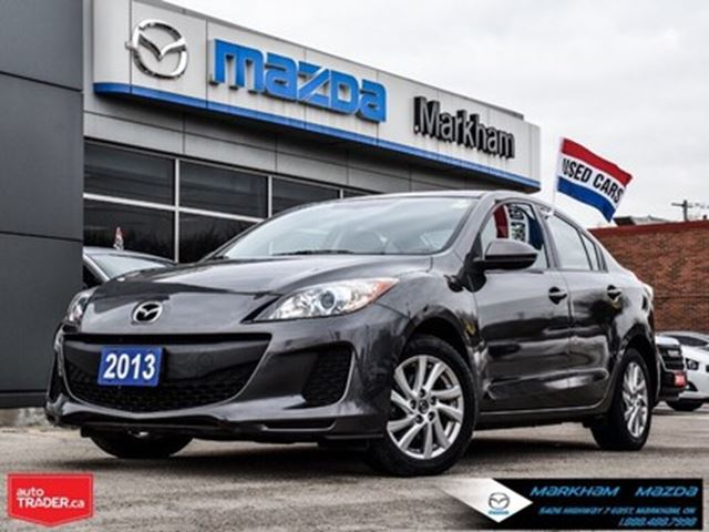 2013 Mazda MAZDA3 GS-SKY Accident Free Finance Available in