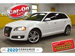 2011 Audi A3 2.0T S Tronic LEATHER HTD SEATS BOSE LOADED in Ottawa, Ontario