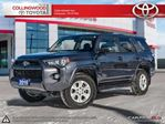 2016 Toyota 4Runner SR5 4WD NAVIGATION ONE OWNER in Collingwood, Ontario